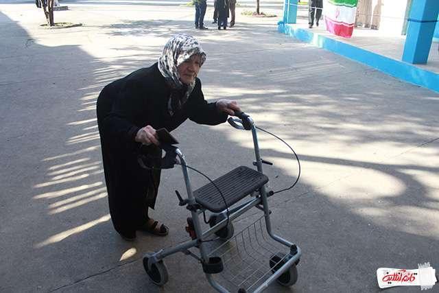 گروه تلگرام قائمشهر رأیگیری در شعب اخذ رأی شهرستان قائمشهر /تصاویر