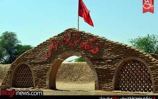 علقمه؛ محل عروج شهدای غواص و خط شکن/تصاویر