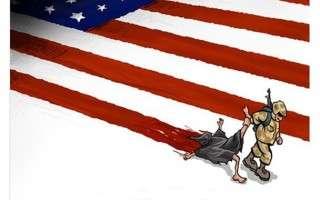 توحش مدرن از نوع حقوق بشر آمریکایی/ نقض نظاممند حقوق بشر توسط آمریکا