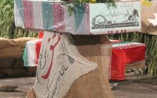 یادواره شهید یونسی و 20 آلاله سرخ مسجد ترک محله شهرستان قائم شهر+تصاویر