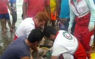 غرق شدن نوجوان 14 ساله مینودشتی در سواحل سرخرود