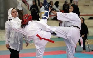 7 مدال رنگارنگ امیدهای دختر مازندران در انتخابی سنندج