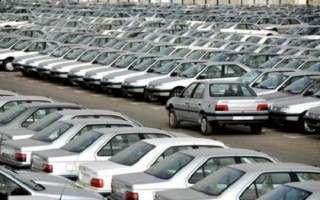 احتکار 90 هزار خودرو درسایپا و ایران خودرو