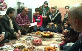 زیباییهای یلدا در مازندران/رسمی ماندگار که دلها را به هم نزدیک میکند