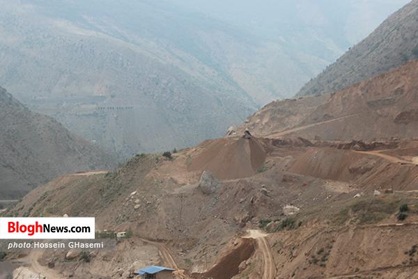 03 - مسابقه بر سر کوهخواری!/زخم ناسور بر پیکره طبیعت شمال+تصاویر