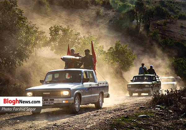 n00436414 r b 011 - ترس در دل دشمنان از روستای موشکی ایران