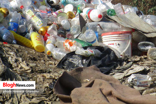 10 - زباله مهمان ناخوانده جنگلهای هیرکانی شیرگاه