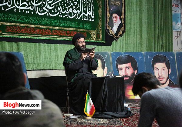برگزاری مراسم دومین شب پرفیض قدر در مازندران+تصاویر