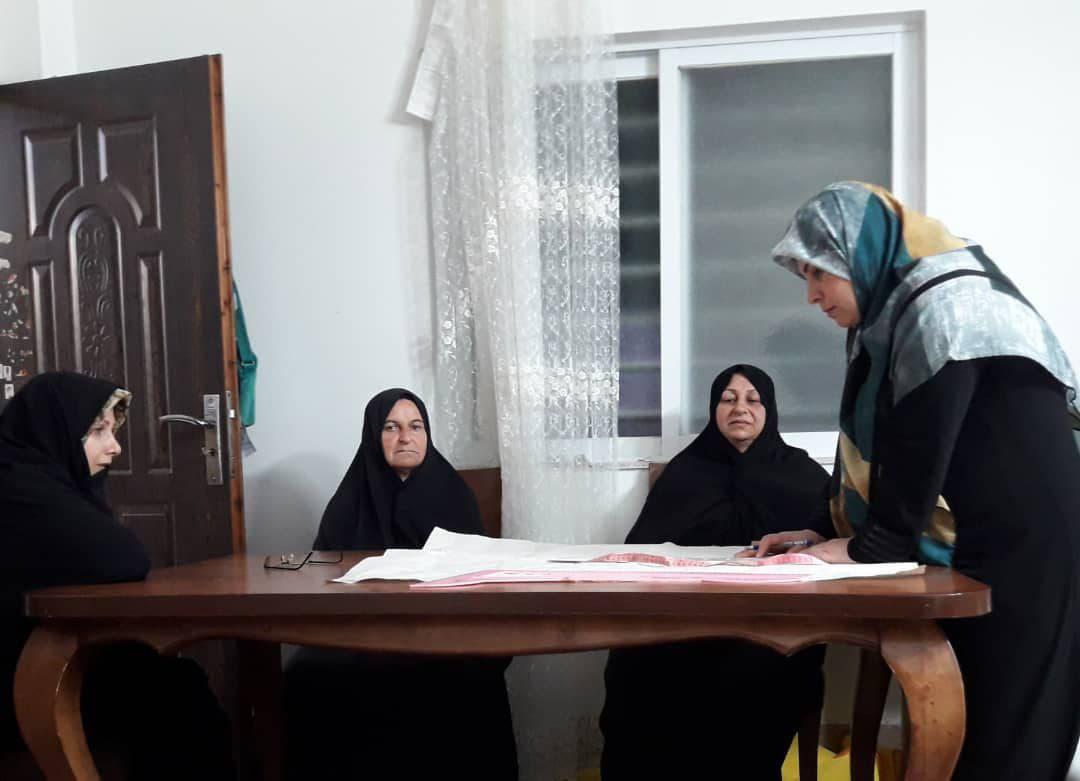 photo 2021 07 17 21 33 33 - روزیرسان خانوادههای نیازمندم/درآمدی که صرف ساخت خانه و تهیه جهیزیه میشود