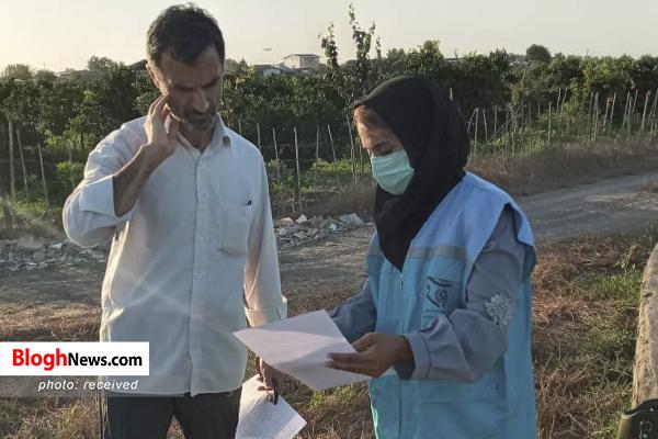 اجرای طرح «بسیج همگام با کشاورز» در ۴۲ روستای شهرستان ساری+تصاویر