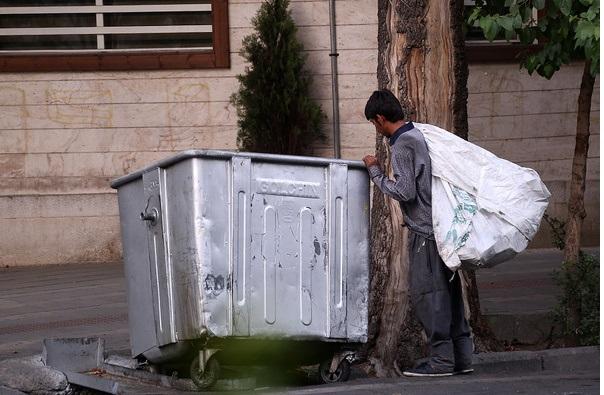 در حسرت زباله بدون زبالهگرد