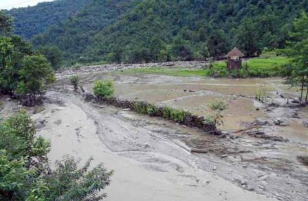 احتمال وقوع سیلابهای محلی و آبگرفتگی معابر مازندران