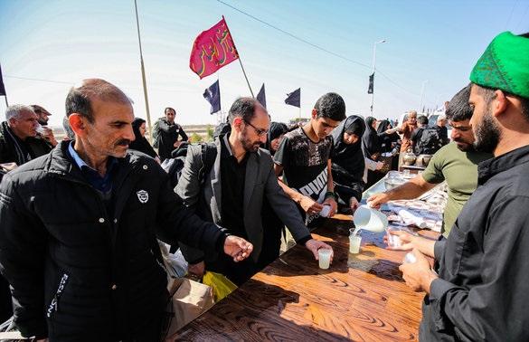 اعزام ۲۸۰ خادم موکبدار مازندرانی به کربلا