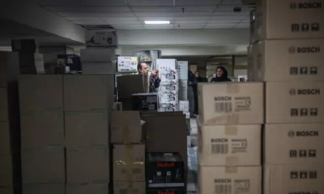 بازگشت چراغ خاموش برندهای خارجی به بازار لوازم خانگی/لابی سنگین تعاونیهای مرزنشین