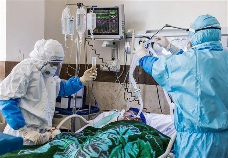 بستری ۷۸۷ بیمار کرونایی در بیمارستانهای مازندران