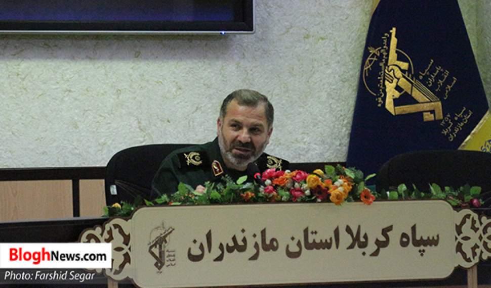 اجرای ۵۷۰۰ برنامه هفته دفاع مقدس در مازندران