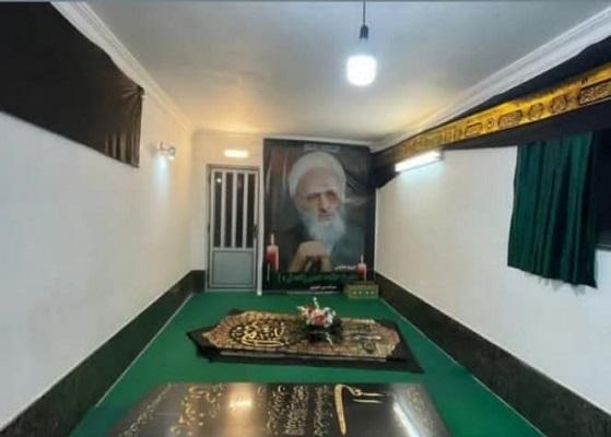 برگزاری هفتمین روز ارتحال علامه حسن زاده در آمل
