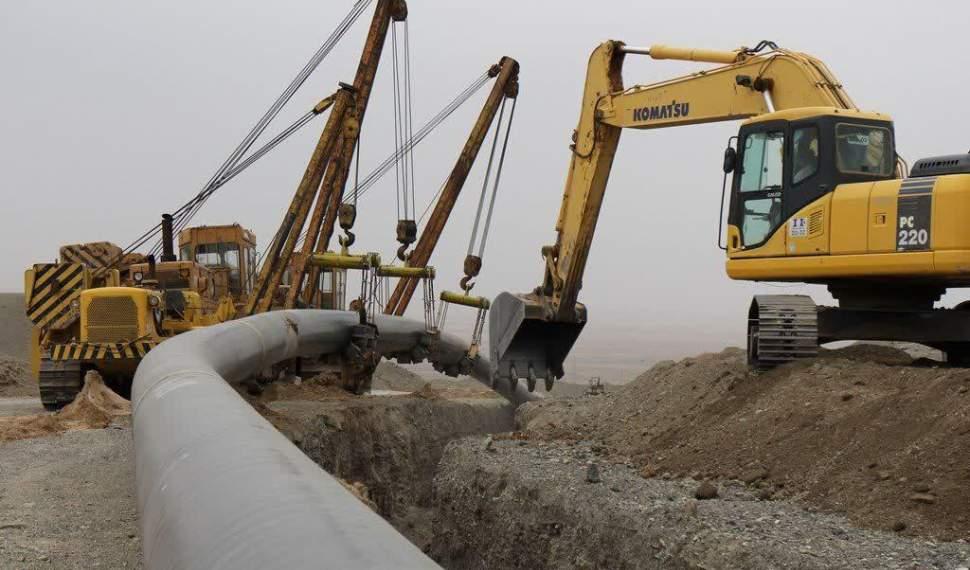 سرعت گرفتن عملیات گازرسانی در دو منطقه رامسر