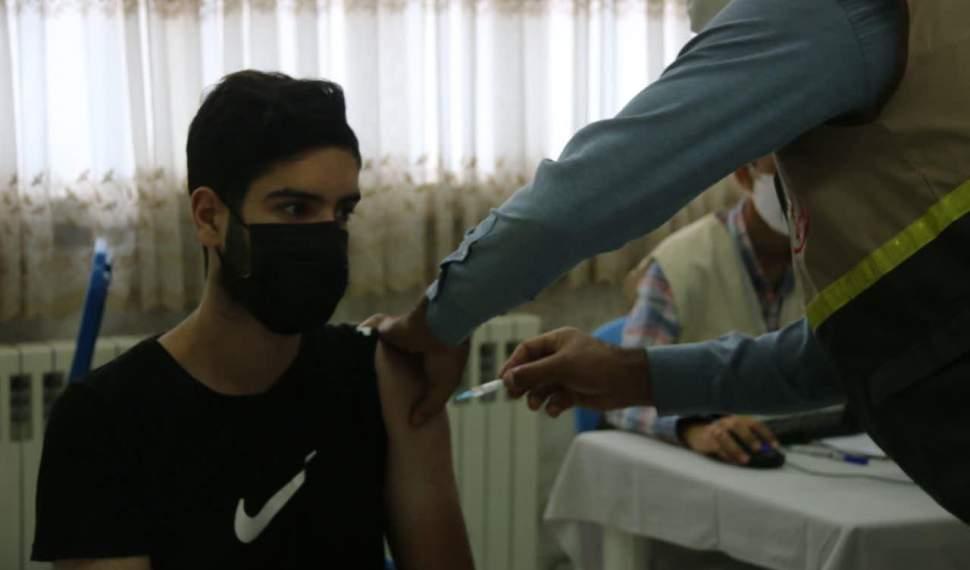 واکسینه شدن حدود ۵۰ درصد نوجوانان رامسری