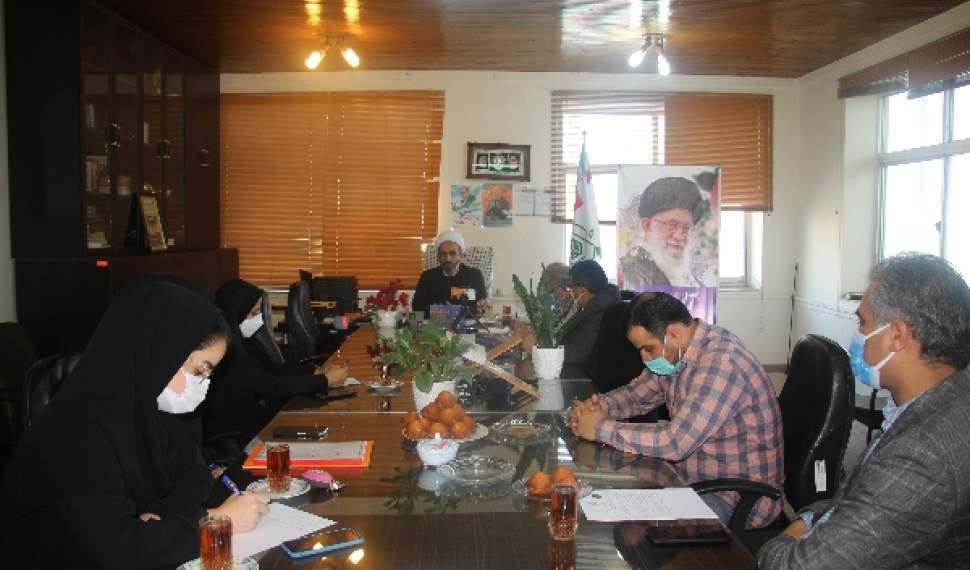 کلنگزنی مجتمع فرهنگی شهید مدافع حرم جمشیدی در شهرستان نور