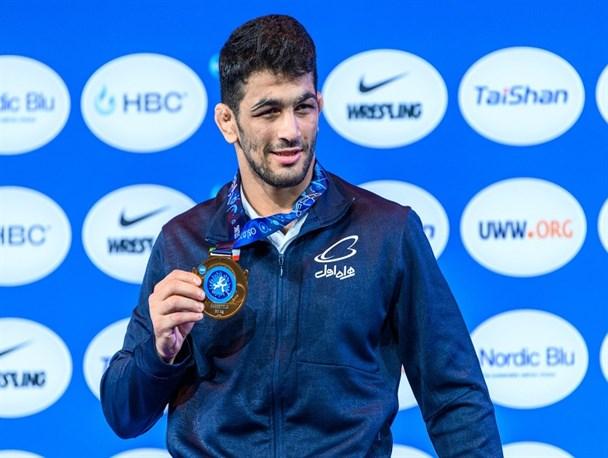 حسن یزدانی برای چهار سال عضو کمیسیون ورزشکاران اتحادیه جهانی شد
