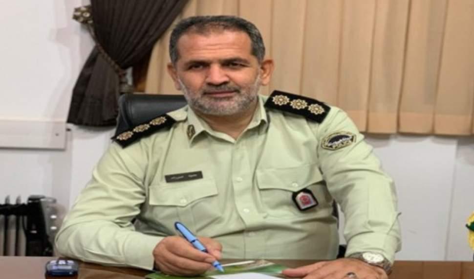 استقرار پلیس امنیت اقتصادی در محمودآباد