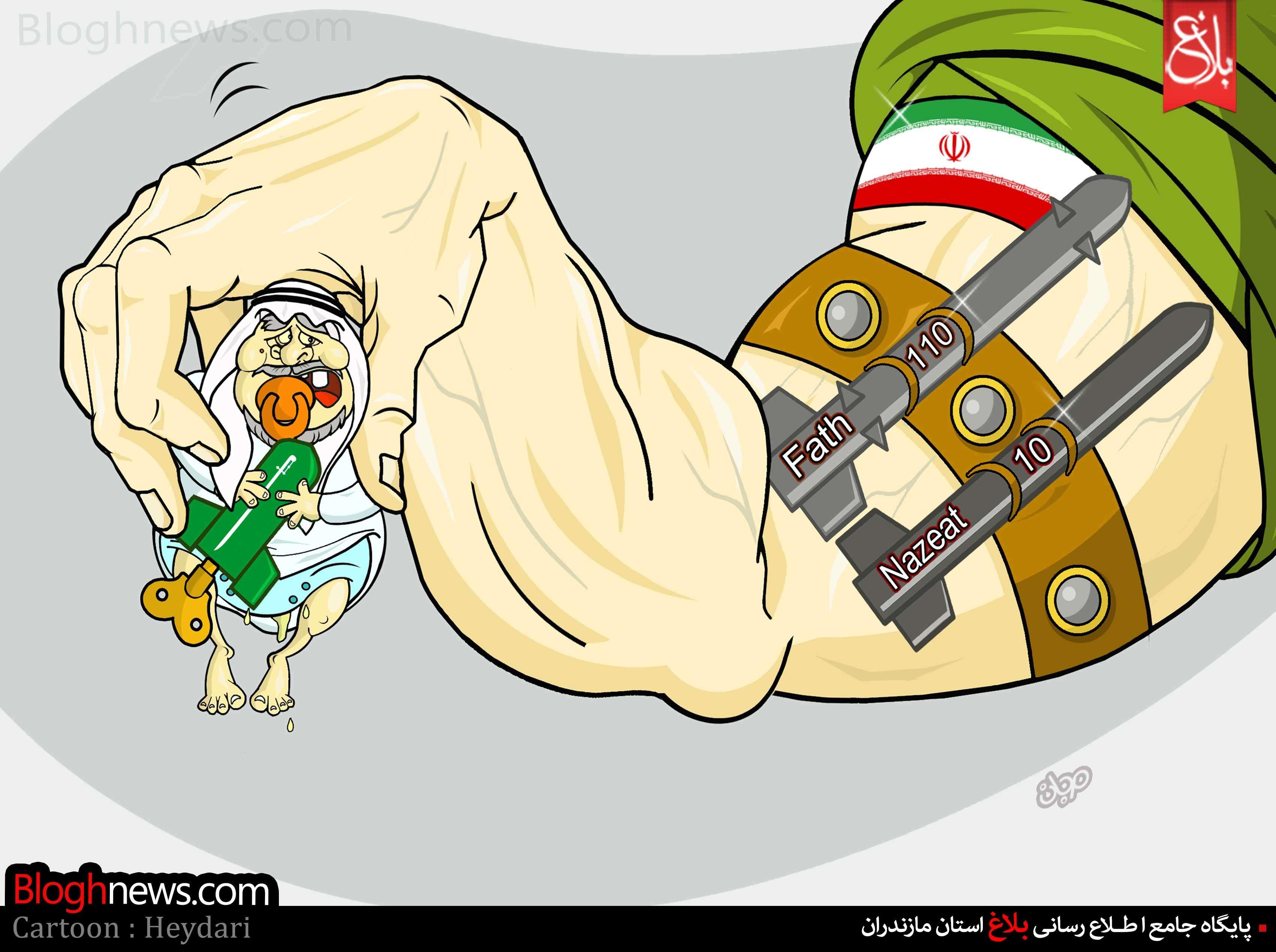 پاسخ کوبنده ایران در قبال تهدید کودکانه شاهزاده عربستان سعودی