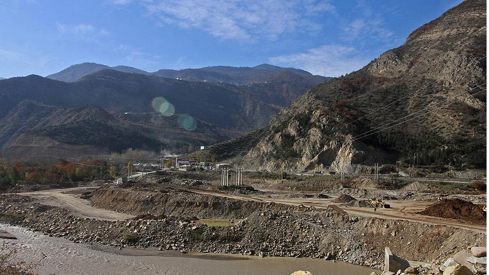 2367677 370 - سد هراز، «گتوندی» دیگر یا «لار» جدید در مازندران/پیشرفت 34 درصدی پس از 10 سال!