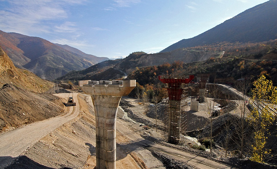 2367681 258 - سد هراز، «گتوندی» دیگر یا «لار» جدید در مازندران/پیشرفت 34 درصدی پس از 10 سال!