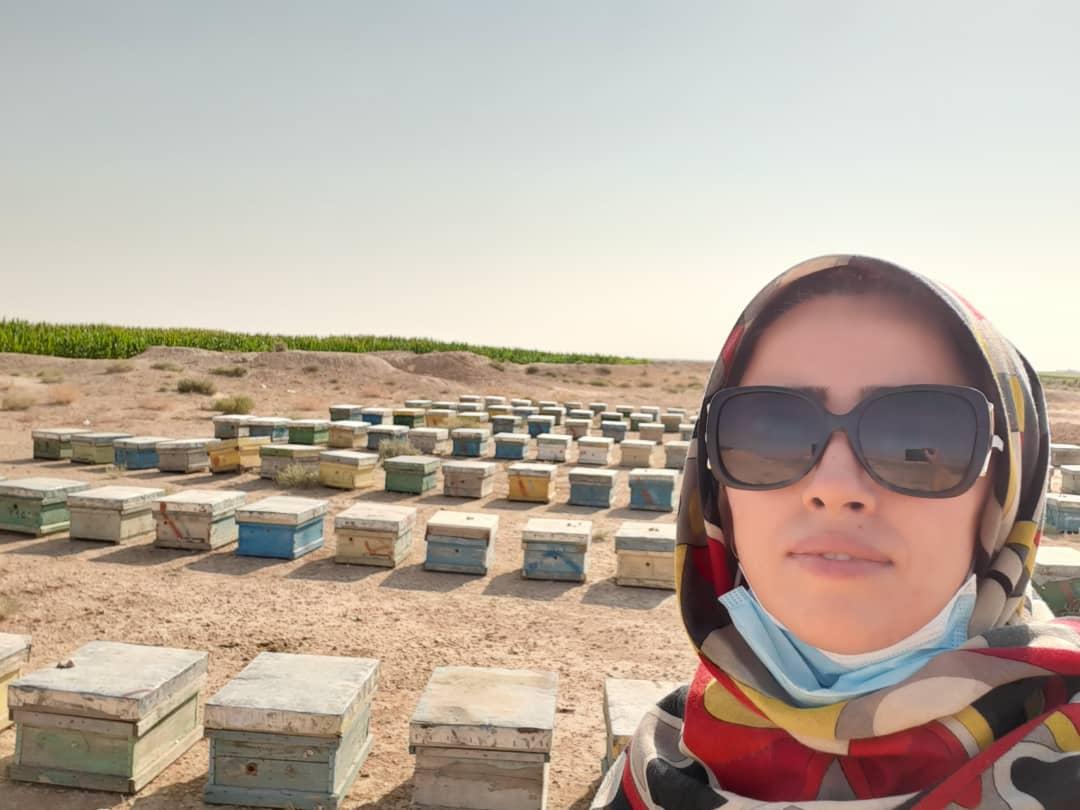 nf00439179 1 - دختران موفق ایرانیاسلامی؛ الگوی تمام عیار نجابت و تعالی/دشمن، حجاب و عفت زن ایرانی را بر نمیتابد